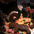 The Untimely Death of Mr Gingerbread Man