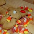 Flaming Gingerbread Man